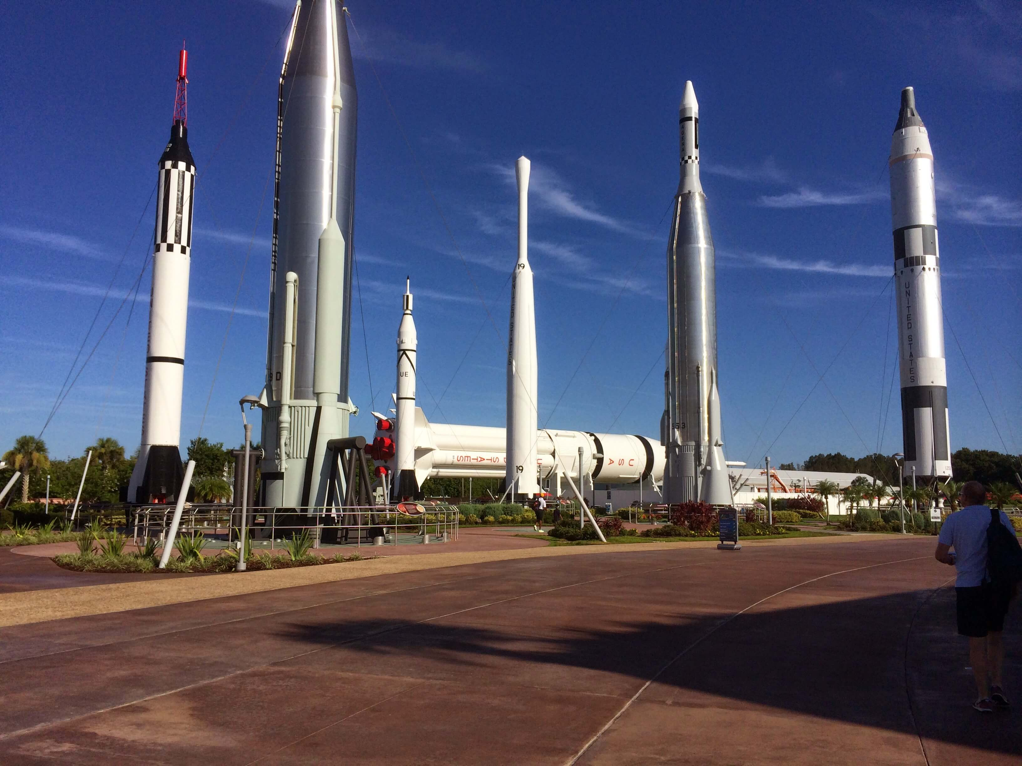 アメリカ歴代ロケット