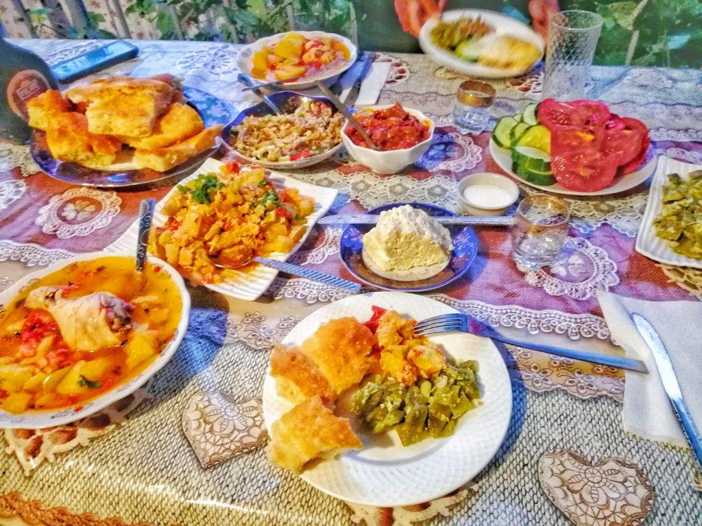 美味しいアルメニア料理