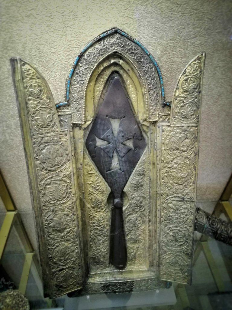 アルメニアの悲報ロンギヌスの槍