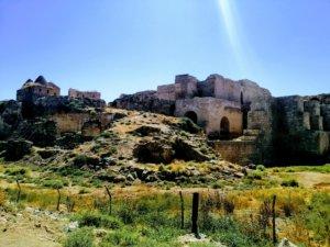 トルコ南部のハランの遺跡