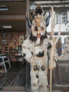 ブルガリアの祭儀用民族衣装