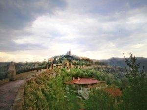ブルガリアの城