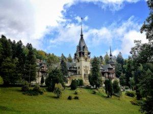 ルーマニアでもっとも美しい城