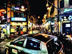 ホイアンの夜街ビアホイ, Hoi An night street Beer Hoi