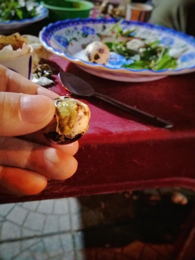 ベトナムの郷土料理ホビロン