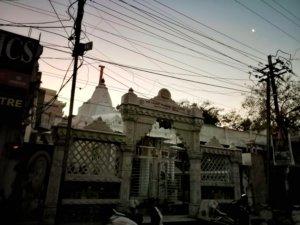 ウダイプールの寺院