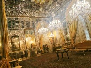 輝くゴレスタン宮殿
