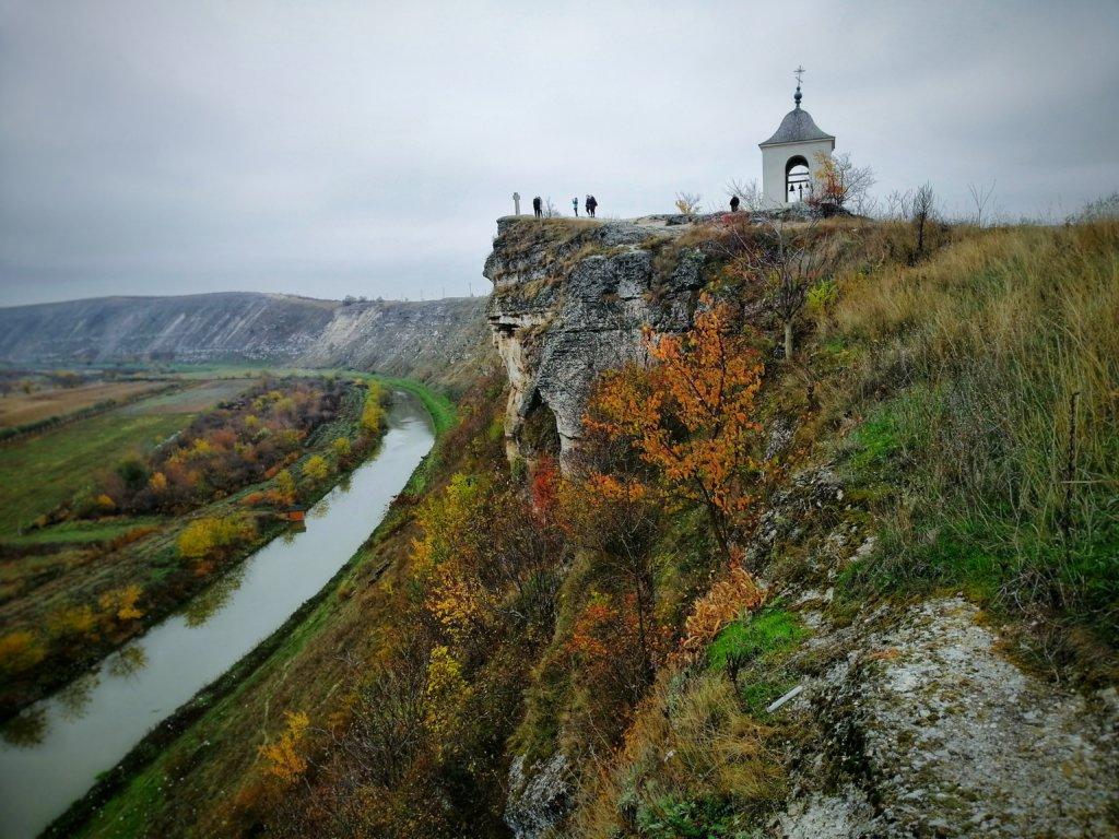 モルドバにあるオルヘミチの教会