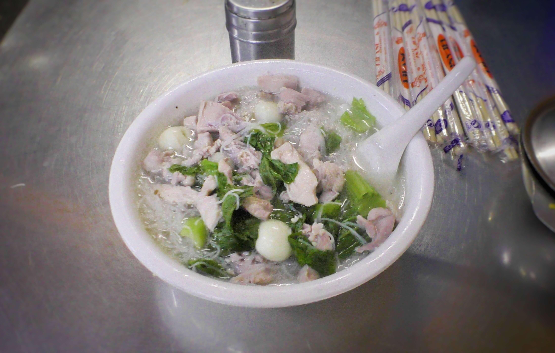 ヤンゴンの美味しい麺料理