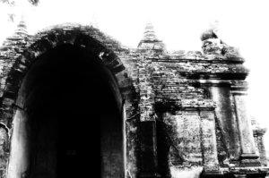 ミャンマーのバガン遺跡