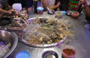 ヤンゴンで食べるおでん