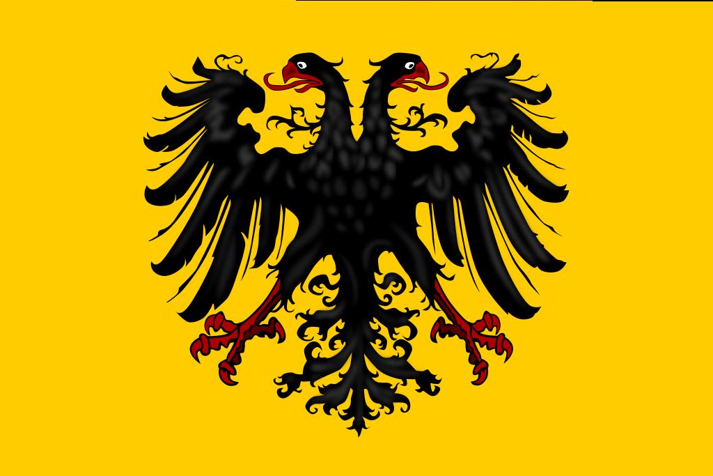神聖ローマ帝国の旗