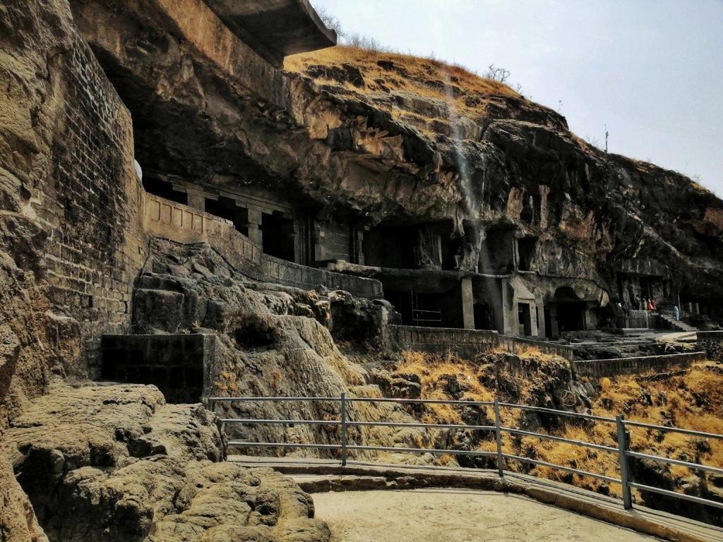エローラ遺跡