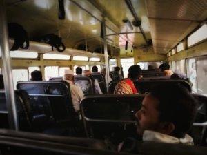 アウランガーバードのバス