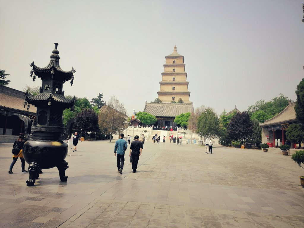 三蔵法ゆかりのお寺