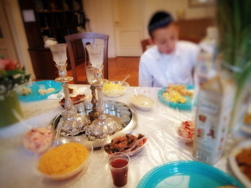ユダヤ教の晩餐