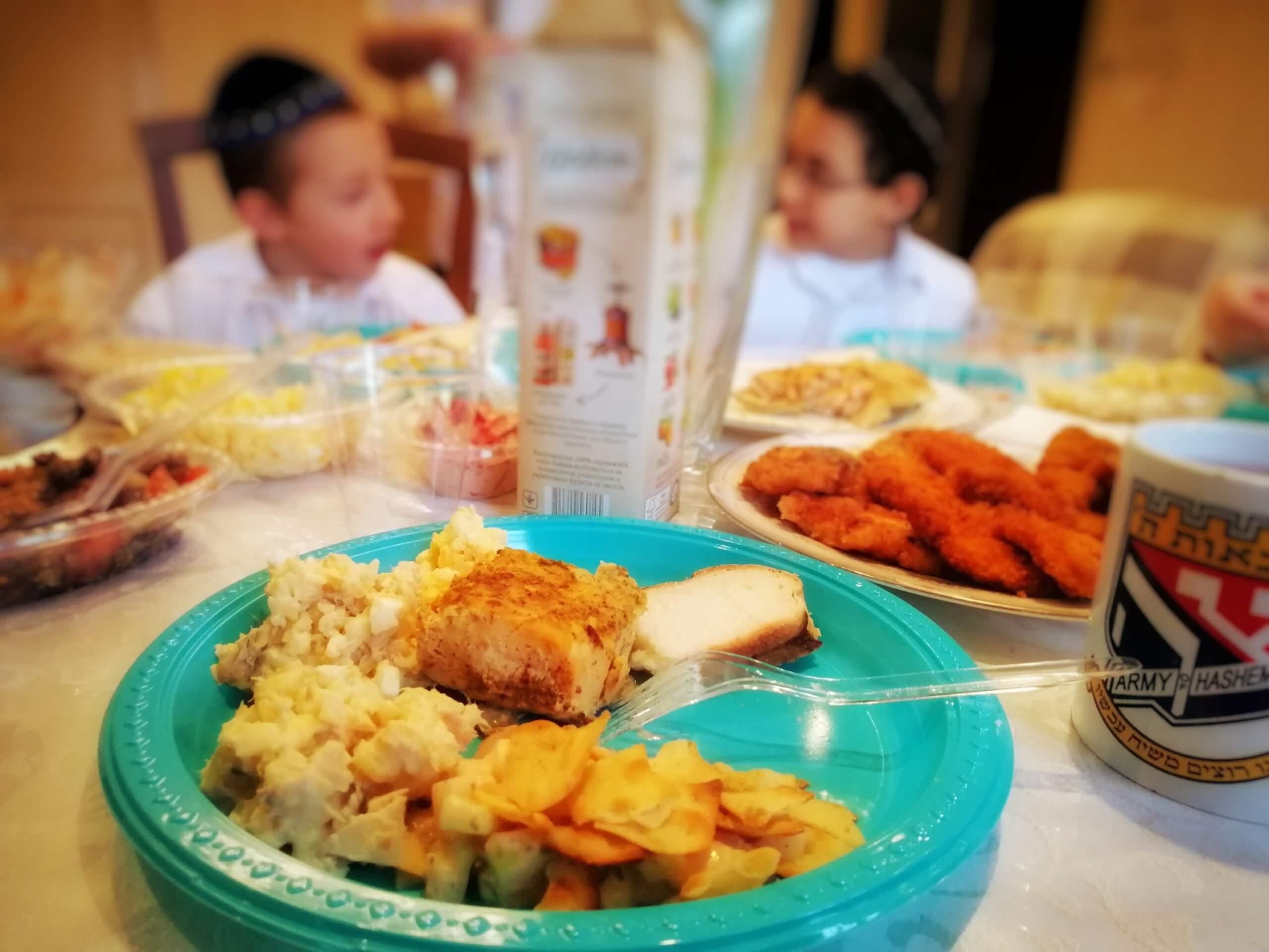 ユダヤ教徒の食事