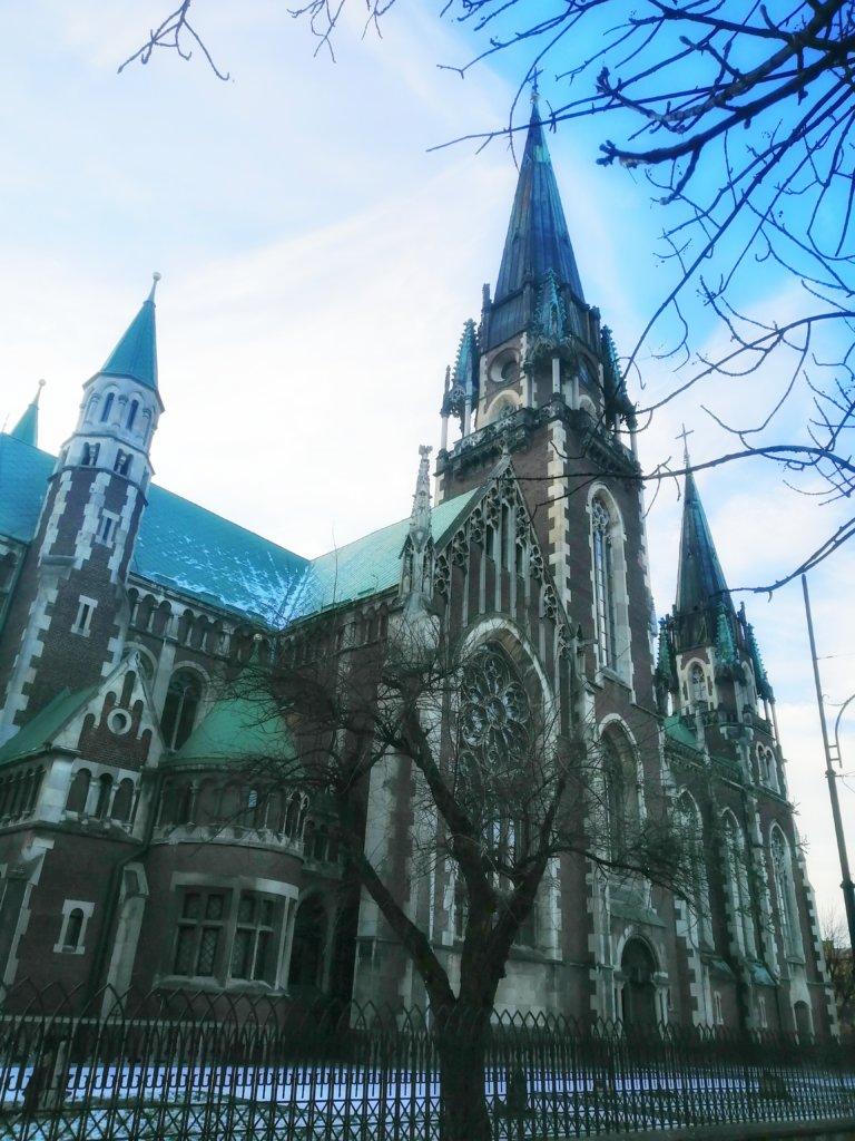 リヴィウの教会