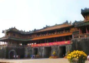 フエの王宮門