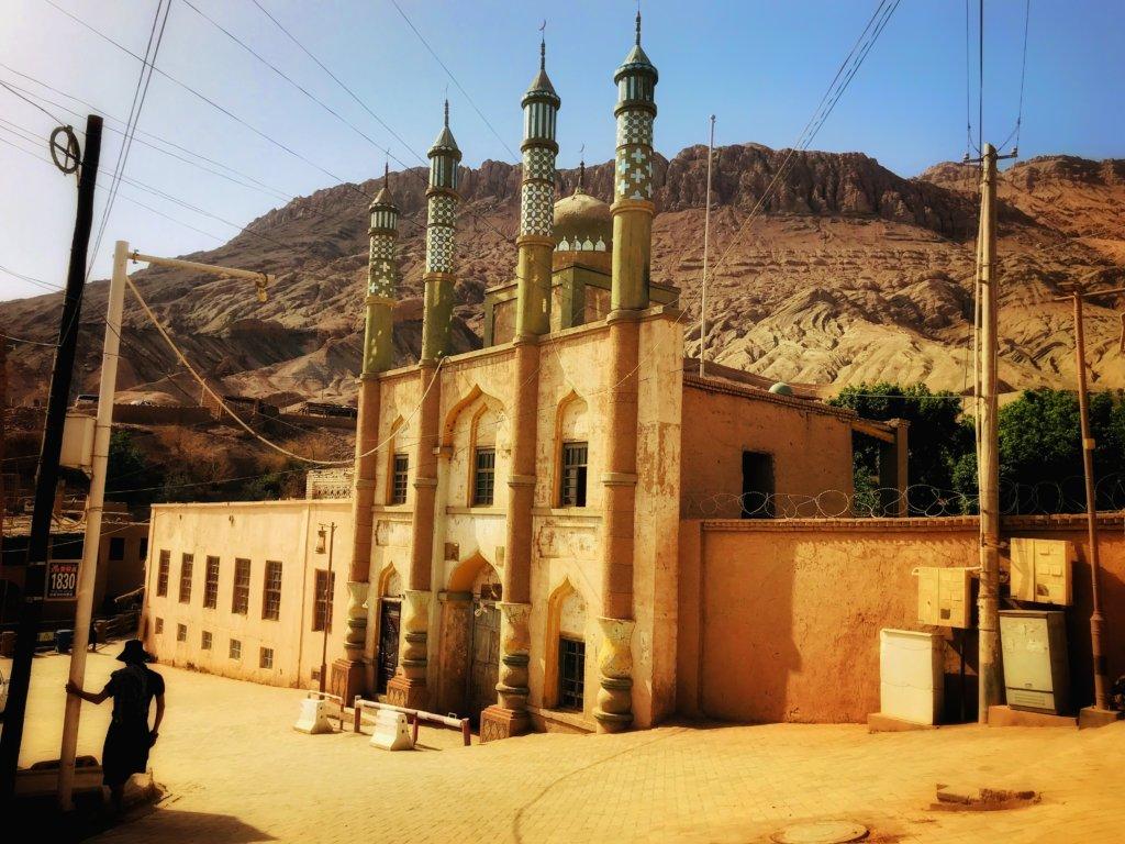 ウイグルのモスク