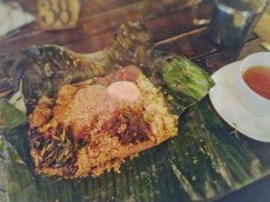 スリランカの伝統食
