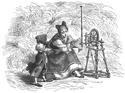 ルンペルシュティルツヒェンの絵