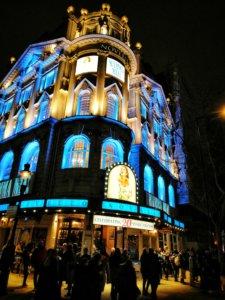 マンマ・ミーアの劇場