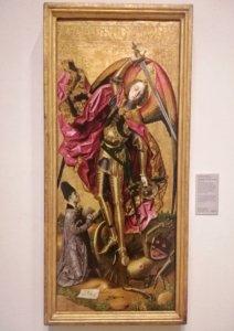 15世紀の絵画:ミカエル