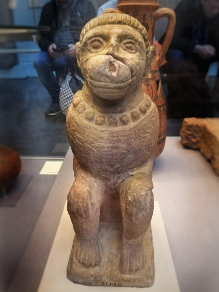 猿はトート神の象徴