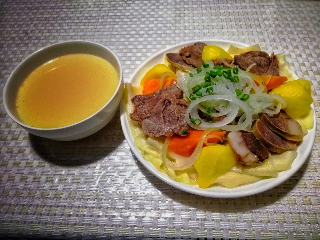 カザフスタンの国民食