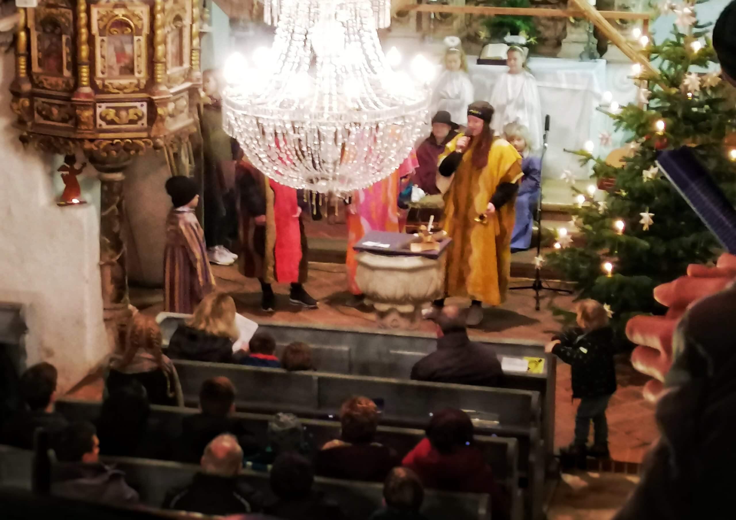 ドイツのクリスマス劇