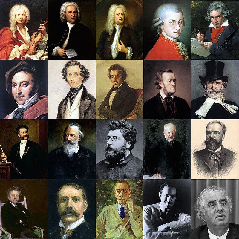 画像:クラシック音楽