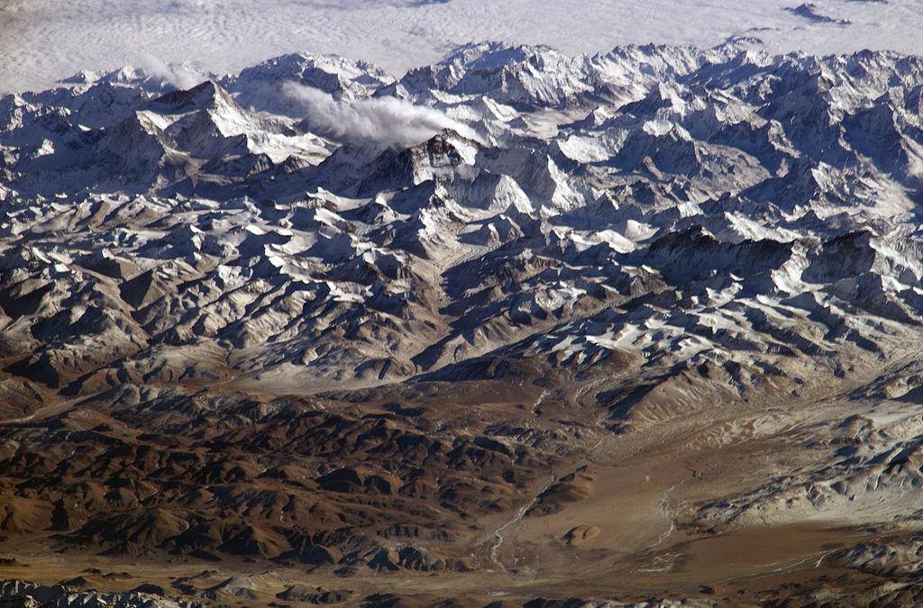 画像:ネパール・ヒマラヤ山脈