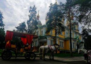 アルマティのゼンコフ教会