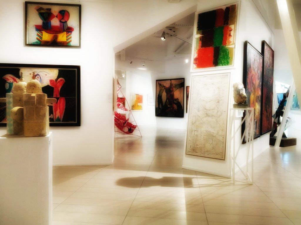 バクー:現代アート美術館2⃣