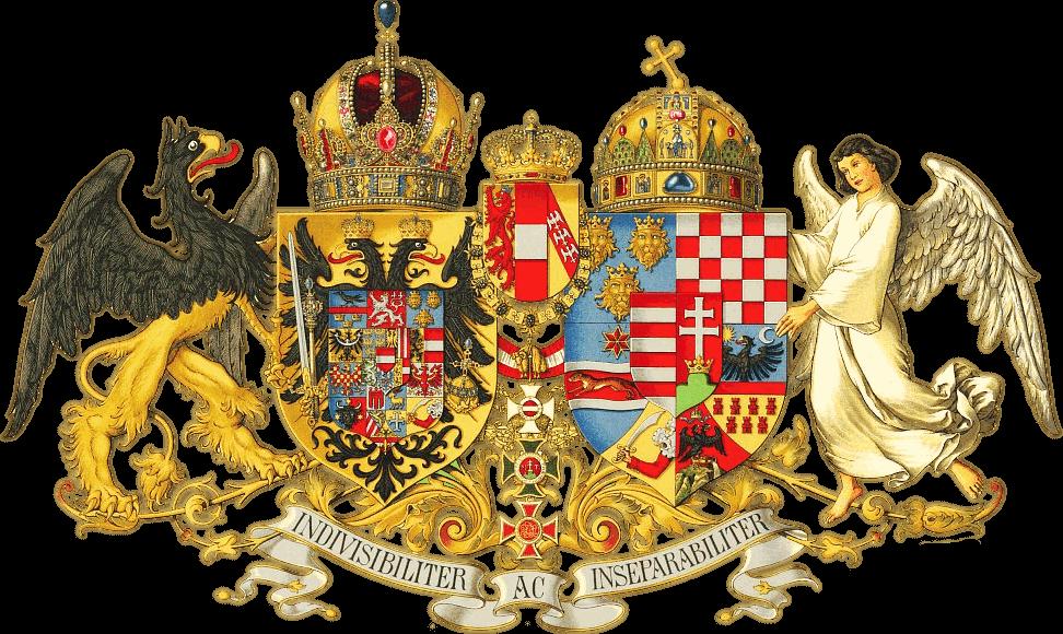 国旗:国章オーストリアハンガリー
