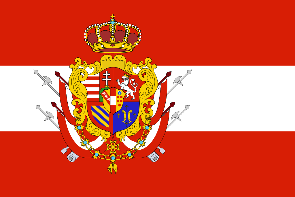 国旗:イタリア(トスカーナ大公国)