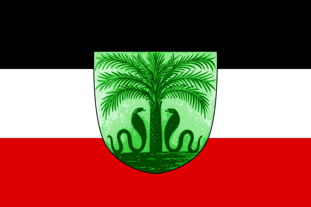 国旗:ドイツ領トーゴラント