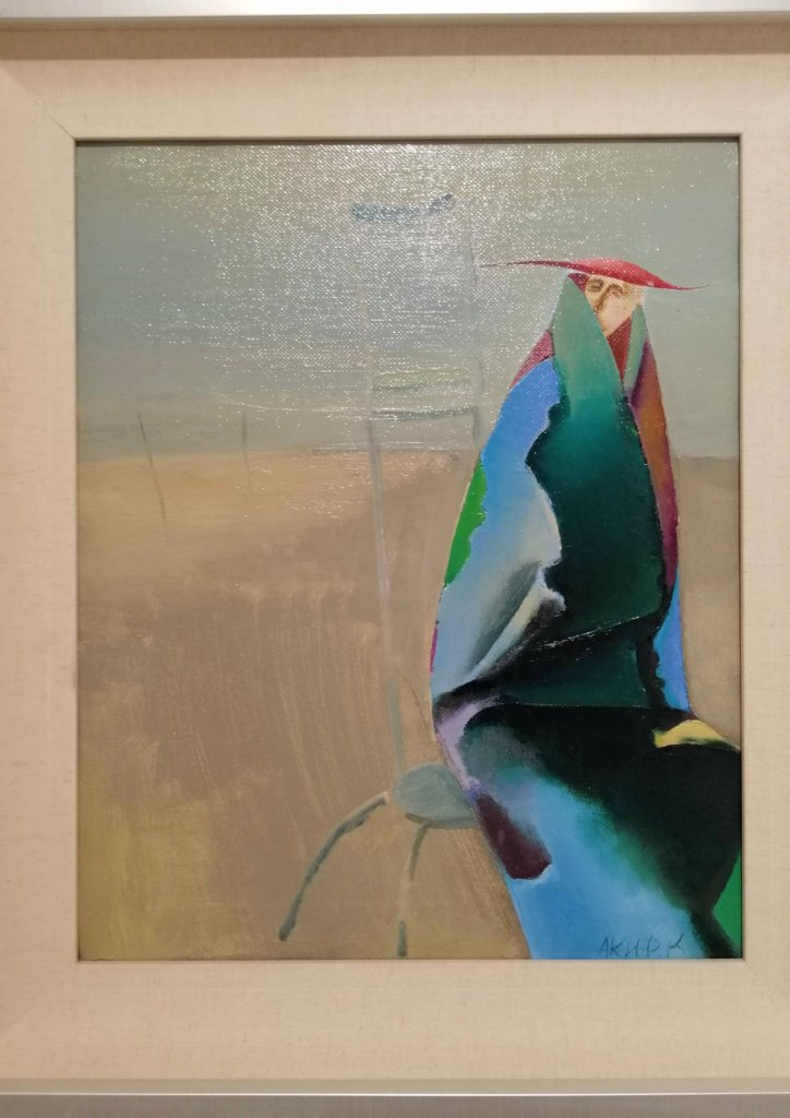 アゼルバイジャン:絵画・現代アート