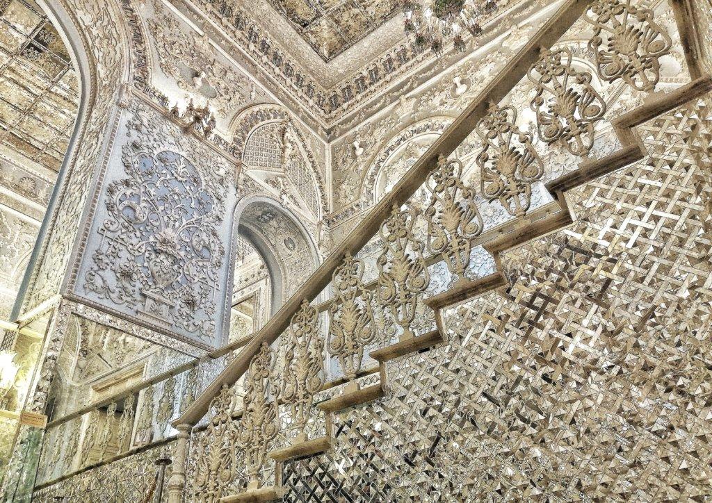 テヘラン:鏡の階段