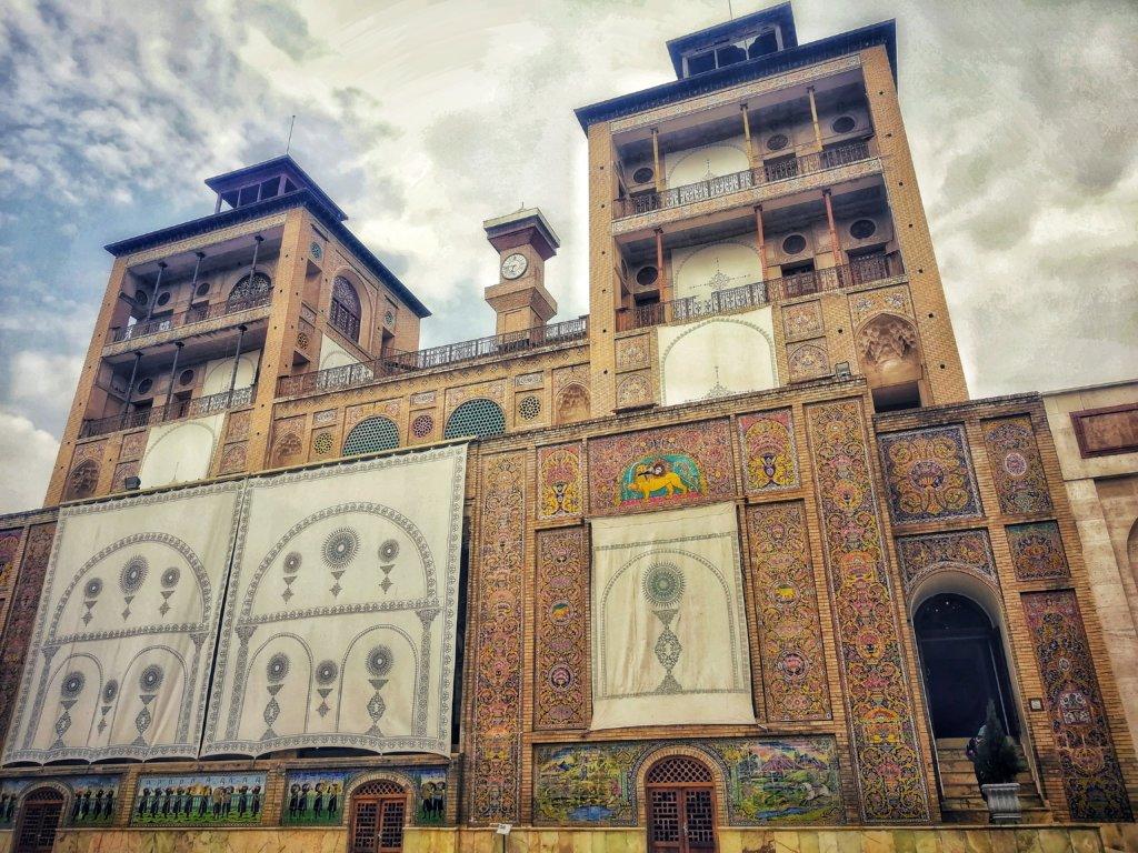 テヘラン:宮殿の別館