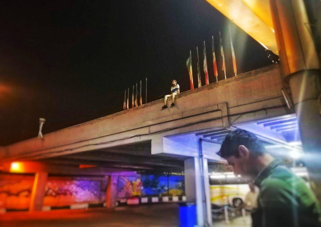 テヘラン:バスセンター