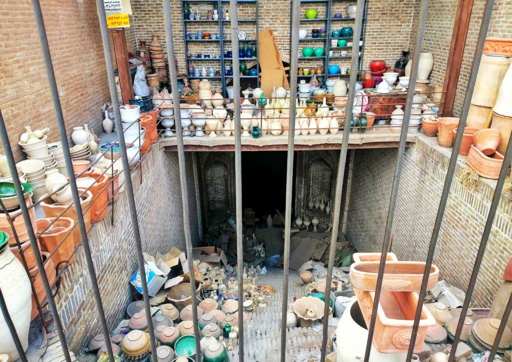 イラン:壺屋さん