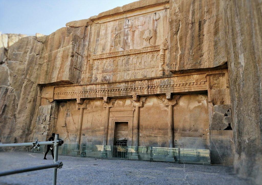 ペルセポリス:最奥の王の墓