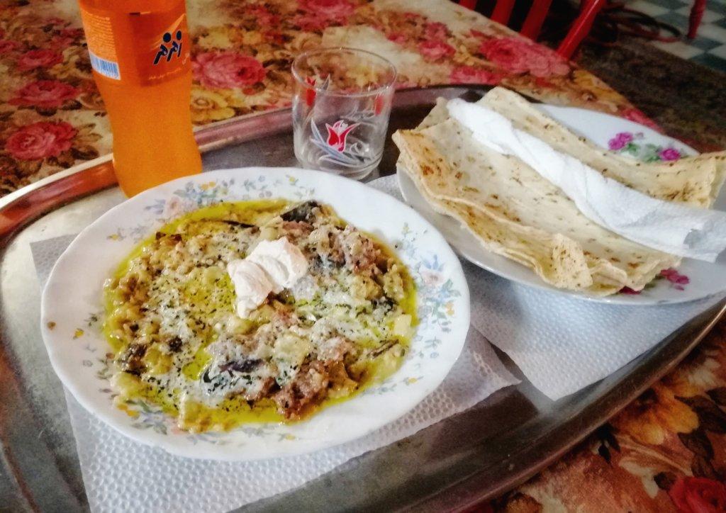 ケルマンシャー:クルド人料理