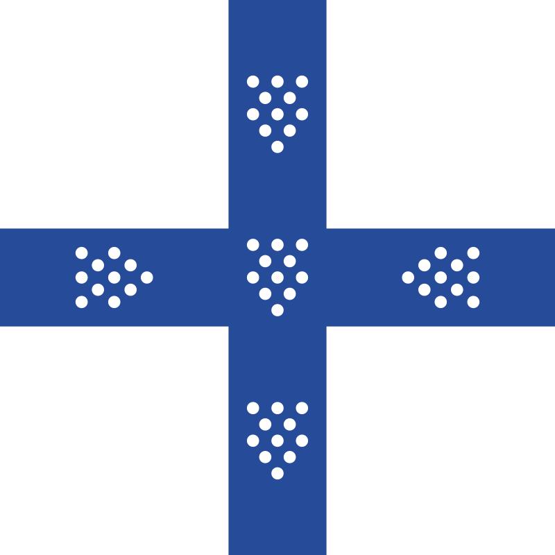 国旗:アフォンソ1世(ポルトガル)