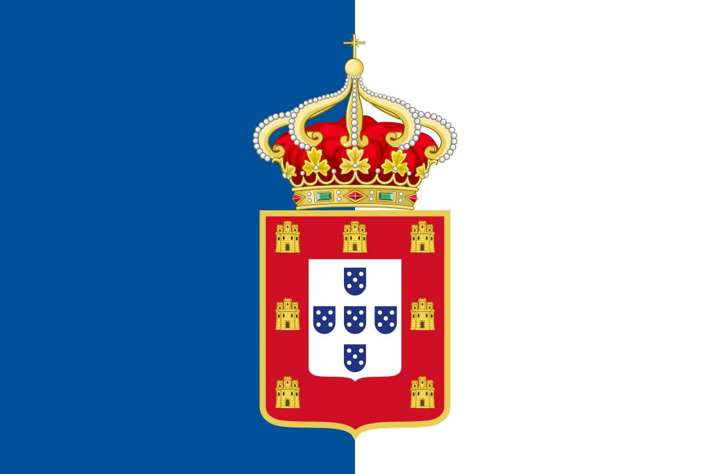 国旗:ポルトガル(1830−1910)