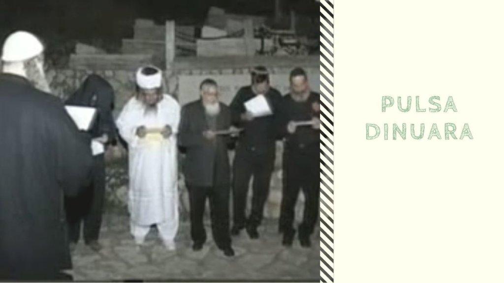 画像:イスラエルの呪術をかける人々