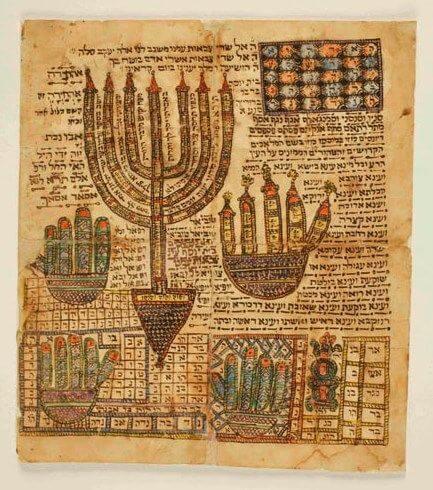 画像:イスラエルの呪術