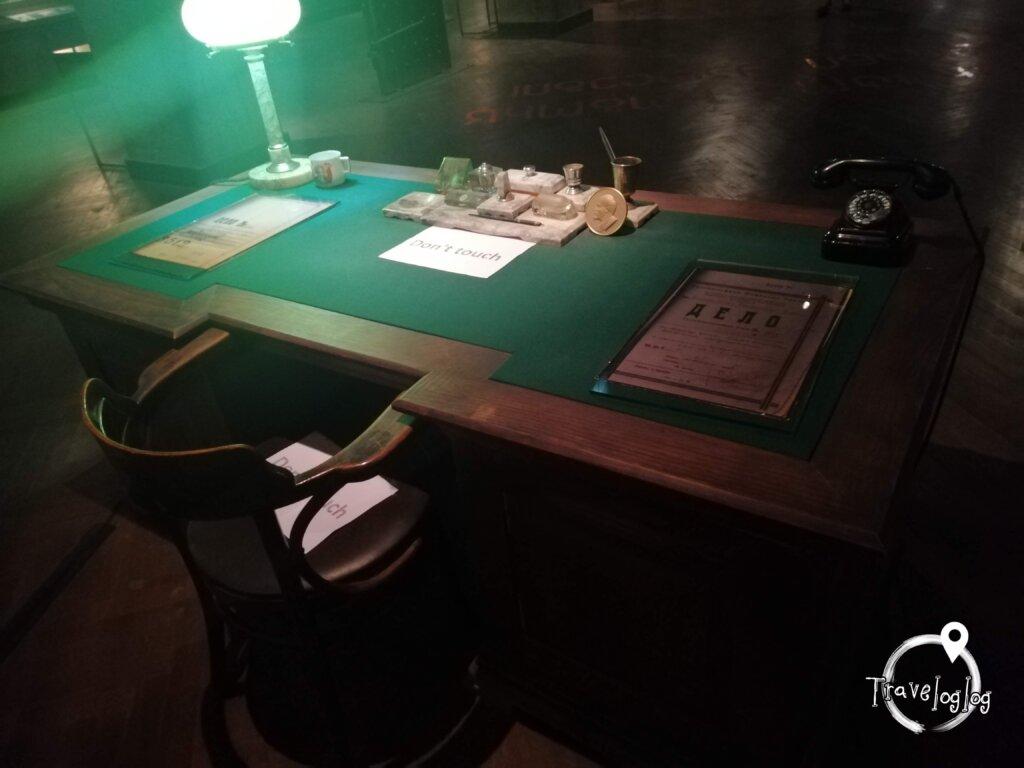 ジョージア:スターリンの書斎